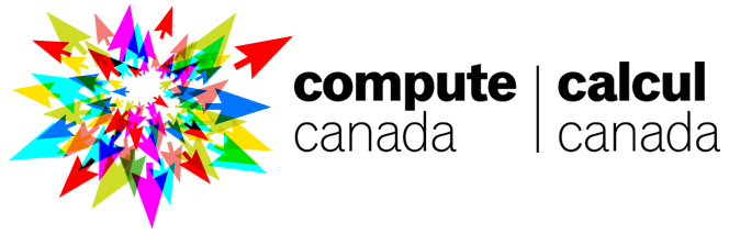 Computing support from ComputeCanada